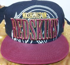 NEW ERA HAT CAP WASHINGTON REDSKINS ADJUSTABLE BLACK BURGUNDY GOLD FREE  SHIPPING 46c8e9e4342