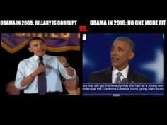Obama in 2008 says Hillary is corrupt. In 2016 he says no one is more fit to be President. Americans are blinded by a web of bullshit from the democrats. Poor people and minorities have been voting Liberal for 50+ years and are still poor and miserable. This is the year that the people who have been betrayed by Democratic policies, including millions of African-American and Hispanic-American citizens, reject the politicians who have failed them and vote for change. Donald Trump 2016…