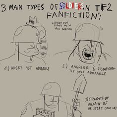 The way I perceive him is closest to Tf2 Funny, Valve Games, Tf2 Memes, Team Fortess 2, Banana Bus Squad, Still In Love, Derp, Teamwork, Overwatch