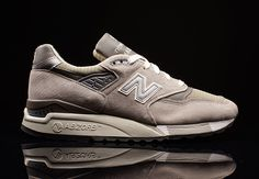 New Balance 998s Back in Almost 50 Shades of Grey - SneakerNews.com