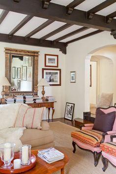A Mediterranean Style House