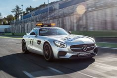 Mercedes AMG GT S - F1 Safety-Car 2015