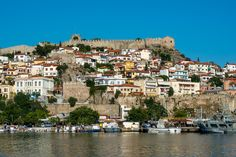 See 2214 photos and 82 tips from 21974 visitors to Καβάλα (Kavala). Places In Greece, Thessaloniki, Beautiful Scenery, Best Cities, Amazing Places, Four Square, The Good Place, Landscape, City