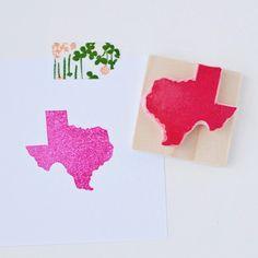 texas stamp