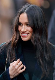 Meghan Markle's Jewelry Trick Is So Ingenious, You'll Want to Try It For Yourself