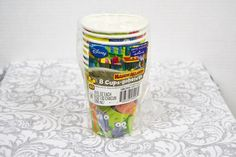 Pack of 8 Handy Manny 9 Ounce Birthday Cups by Party Express from Hallmark #Hallmark #BirthdayChild