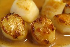 Simple Bay Scallops | Oldways