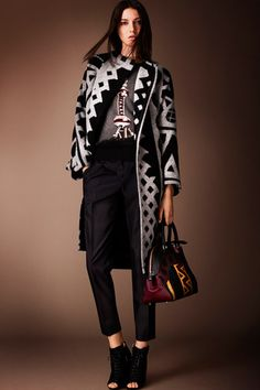 Burberry Prorsum Pre-Fall 2014 Collection on Style.com: Runway Review