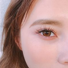 Longer Eyelashes, Long Lashes, Beautiful Eyes Color, Eyelash Extensions Styles, Ulzzang Makeup, Asian Eyes, Individual Lashes, Makeup For Brown Eyes, Eye Color