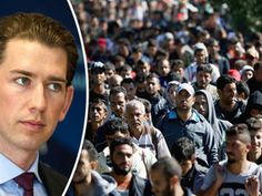 THE EUROPEAN Union (EU) will be ripped apart unless Brussels fat cats abandon their doomed migrant quota policy, the Austrian foreign minister has warned.