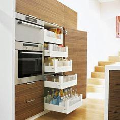 Jurnal de design interior - Amenajări interioare : 30 de soluții pentru o mai bună organizare a casei.