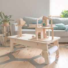 Home - KnockKnock - wooden furniture and toys