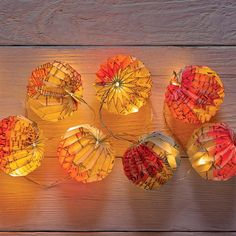 Guirlande lumineuse globes - 24,95 €