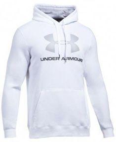 Under Armour Men's Rival Fleece Logo Hoodie - Ropa Under Armour, Under Armour Outfits, Under Armour Men, Under Armour Sweatshirts, Mens Sweatshirts, Oversized Hoodie Outfit, Sweatshirt Outfit, Stylish Hoodies, Clothing Logo
