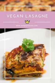 Süßkartoffel-Zucchini-Lasagne