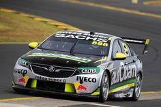 Craig Lowndes drives the #888 Autobarn Lowndes Racing Holden Commodore ZB during the 2018 Supercars Testing Day at Sydney Motorsport Park on February 16, 2018 in Sydney, Australia. - 38 of 54