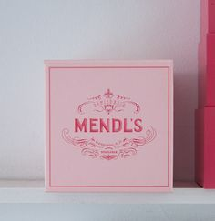 Mendl's Box via At Home with Maira Kalman | Design*Sponge Grand Budapest Hotel, Grand Hotel, Wes Anderson, Brand Packaging, Packaging Design, Maira Kalman, Paint Color Palettes, Film Inspiration, Graphic Design