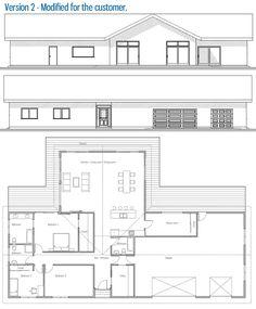 Customer House Plan / Modified Home