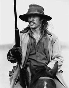 "David Carradine as ""Cole Younger"" in 'The Long Riders' (1980) This is my favorite version of The James Gang chronicles."