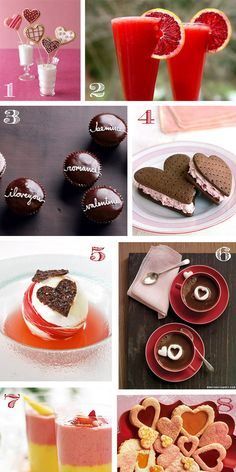 8 Valentine's Recipes