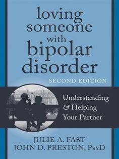 Written to the partner of a bipolar individual, this book will help readers mend strained relationships, control episodic crises, learn which coping approaches work, and create loving, healthy relationships. Readers also learn how to recognize a bipolar conversation and survive the financial turbulence manic spending may cause.