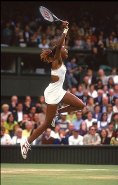 20 best Wimbledon moments: Venus Williams