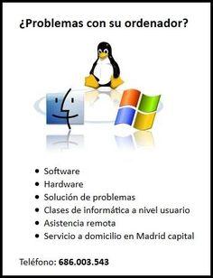 ReparacióN De Ordenadores PC Y MAC - Servicios Informáticos en Madrid, Madrid.