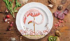 Anna Keville Joyce, una maestra de la Food Illustration