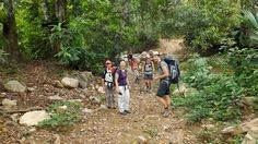 Ready to hike to the Lost City! #travel #adventure #culture #welovetravel #lostcitytrek #santamarta #colombia