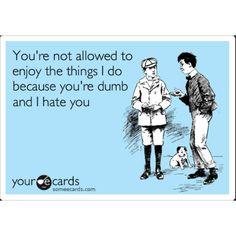 LOL I hate you!!