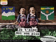 1844 - Réunification des Haudères et d'Évolène Movies, Movie Posters, Art, Je T'aime, Once Upon A Time, Art Background, Films, Film Poster, Kunst