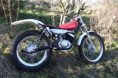Yamaha Ty175 Majesty Twin Shock Classic Trials 1981 Ty175