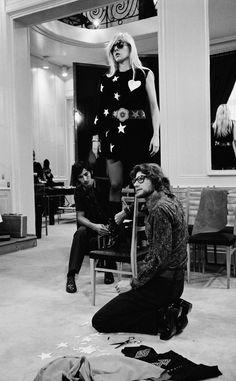 Yves Saint Laurent, 70's