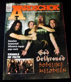 Aardschok Nr.11 November 2006 | Music magazines | Disc-records