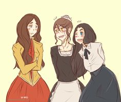 Tessa,Sophie,Cecily