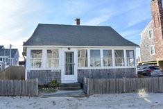 Three bedroom home with central air conditioning located in West Dennis. Just steps away from shared private beach!