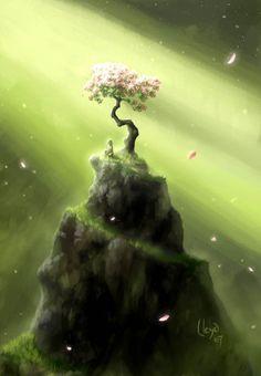 The Perfect Tree by ~Lloyd-Blindman on deviantART