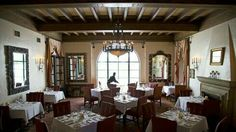 The Wrigley Mansion in Phoenix Arizona