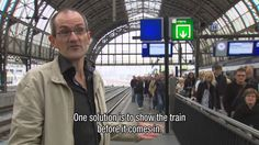 NS/ProRail - Improving safety and comfort on train platforms