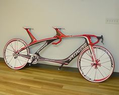 Extreme Specialized Tandem, for those type races