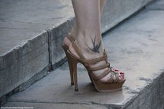 tattoos for foot