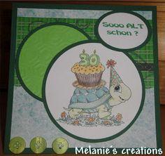 Melanie's Creative World: March 2012