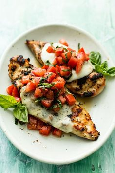 Bruschetta Grilled Chicken Is The Summer Dinner For WinnersDelish
