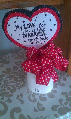 My funny valentine!