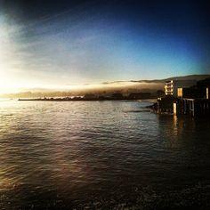 Morning fog on Monterey Bay! Photo by cplummer4