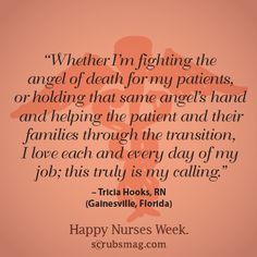 #NursesWeek #Nurses #Quotes #Inspiration
