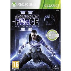 Star Wars The Force Unleashed II 2 (Classics) Game Xbox 360   http://gamesactions.com shares #new #latest #videogames #games for #pc #psp #ps3 #wii #xbox #nintendo #3ds