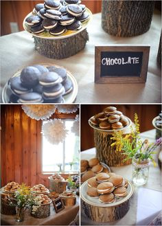 Whoopie pies for a Maine wedding, ayuh! Reminds me of when I was a kid.