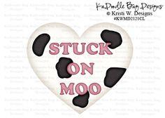 Stuck on Moo Title