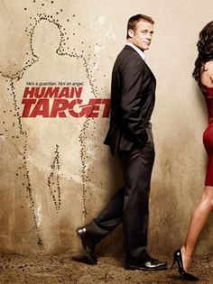 High resolution TV poster ( of for Human Target. Blockbuster Movies, New Movies, Movies To Watch, Movies And Tv Shows, Watch Free Tv Shows, Free Tv Shows Online, Human Target, Tv Land, Favorite Tv Shows